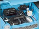 Trabant 601S equipo azul claro 1:24 Revell