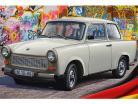 Trabant 601 30th jubilæum murens fald Berlin 1989 kit 1:24 Revell