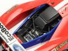 Ford GT #68 vencedor LMGTE-Pro 24h LeMans 2016 Hand, Müller, Bourdais 1:18 AUTOart