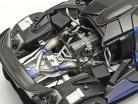 McLaren P1 anno di costruzione 2013 azzurro blu 1:18 AUTOart
