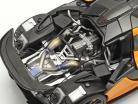McLaren P1 année de construction 2013 papaya spark 1:18 AUTOart