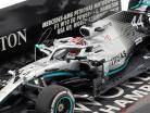 L. Hamilton Mercedes-AMG F1 W10 #44 Stati Uniti d'America GP campione del mondo F1 2019 1:43 Minichamps