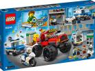 LEGO® City Raubüberfall mit dem Monster-Truck