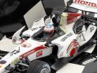Jenson Button Honda RA106 #12 vincitore Ungheria GP formula 1 2006 1:43 Minichamps