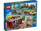 LEGO® City Tuning-Werkstatt