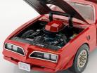 Pontiac Firebird Trans Am year 1977 red 1:18 Autoworld
