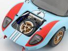 Ford GT40 MK II #1 2do 24h LeMans 1966 Miles, Hulme 1:12 GMP