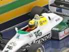 Ayrton Senna Williams Ford FW08C #1 Donington Park Test formula 1 1983 1:43 Minichamps
