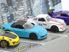 5-Car Set Porsche Edition Geschenkpack 1:64 Majorette