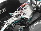 L. Hamilton Mercedes-AMG F1 W10 #44 Britannico GP Campione del mondo F1 2019 1:43 Minichamps