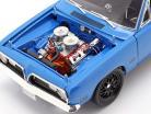 Plymouth Hemi Cuda Street Fighter Año de construcción 1969 azul 1:18 GMP