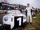 Porsche 911 GT3 R #20 vencedora 24h Spa 2019 Finish Line Dirty Version 1:43 Spark