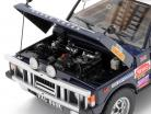 Spedizione Land Rover Range Rover British Trans-Americas 1971-72 1:18 Quasi reale