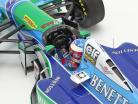 M. Schumacher Benetton B194 #5 Deutschland GP F1 Weltmeister 1994 1:18 Minichamps