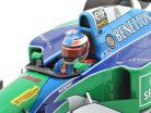 M. Schumacher Benetton B194 #5 Франция GP F1 Чемпион мира 1994 1:18 Minichamps