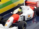 Ayrton Senna McLaren MP4/8 #8 vincitore Giappone GP formula 1 1993 1:43 Minichamps