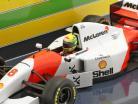 Ayrton Senna McLaren MP4/8 #8 Vinder Europa GP F1 1993 1:43 Minichamps