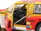 MG Metro 6R4 #5 vinder Rallye Criterium de Cevennes 1986 1:18 SunStar