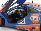 McLaren F1 GTR #33 9e 24h LeMans 1996 Gulf Racing 1:18 Solido