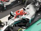 L. Hamilton Mercedes-AMG F1 W10 #44 Monaco GP F1 Campione del mondo 2019 1:43 Minichamps