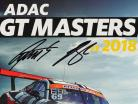 Buch: ADAC GT Masters 2018 Iron Force Autogramm-Edition