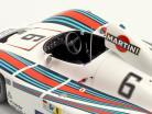 Porsche 936/78 #6 2位 24h LeMans 1978 Wollek, Barth, Ickx 1:18 Spark