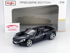 Porsche Carrera GT black 1:18 Maisto