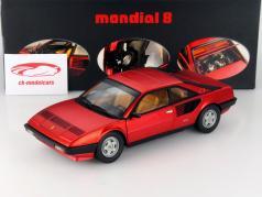 Ferrari Mondial 8 60 Anos 1947-2007 vermelho 1:18 HotWheels Elite