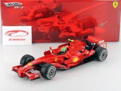 Felipe Massa Ferrari F2008 #2 Formula 1 2008 1:18 HotWheels