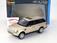 Range Rover Sport oro 1:18 Bburago