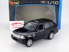 Range Rover Sport schwarz 1:18 Bburago