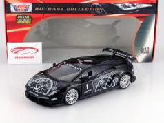 Lamborghini Gallardo LP560-4 Super Trofeo #1 negro 1:18 MotorMax