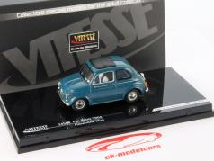Fiat 500D Year 1964 florentine blue 1:43 Vitesse