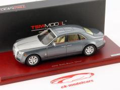 Rolls-Royce Ghost Ano 2009 tungstênio cinza 1:43 TrueScale