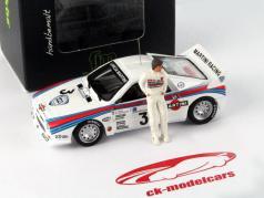 Christian Geistdörfer Corredor Figura Lancia Martini 1:43 FigurenManufaktur
