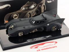 Batmobile Moviecar Batman Returns stuoia nero 1:43 HotWheels Elite