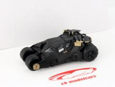 Batmobile fra den Film Den Mørk Knight Triology sort 1:50 HotWheelsElite One
