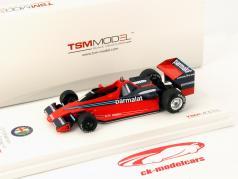 Niki Lauda Brabham BT46 #1 2nd GP Monaco Formula 1 1978 1:43 TrueScale