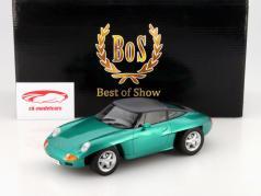 Porsche Panamericana Concept grün metallic 1:18 BoS-Models