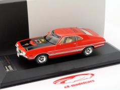 Ford Gran Torino Baujahr 1972 rot Spielwarenmesse Nürnberg 2015 1:43 Premium X