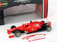 Fernando Alonso Ferrari F2012 #5 Formel 1 2012 1:43 Bburago