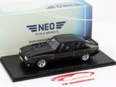 Ford Capri II 3.0S X-Pack schwarz 1:43 Neo