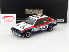 Ford Escort MK3 RS1600i #74 British Saloon Car Championship 1985 1:18 SunStar
