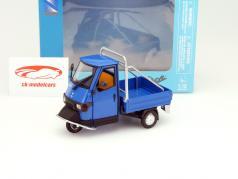 Piaggio Ape Cross 50 azul 1:18 New Ray