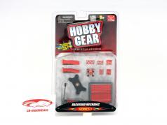 Achtererf Mechanic Set Voor Modelauto's in de Schaal 1:24 Phoenix Toys
