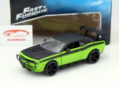 Dodge Challenger SRT8 Film Fast and Furious 7 (2015) 1:24 Jada Toys