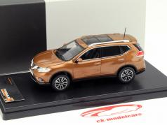 Nissan X-Trail Year 2014 orange 1:43 PremiumX