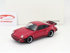 Porsche 911 (930) Turbo Year 1975 red 1:24 Welly