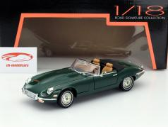 Jaguar E-Type Year 1971 green 1:18 Lucky DieCast