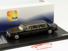 Wilcox Daimler V8 X308 Limousine Baujahr 2000 schwarz 1:43 GLM